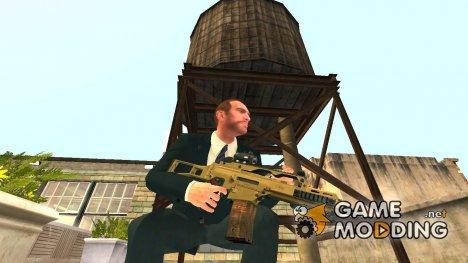 HK G36C v.1 для GTA 4