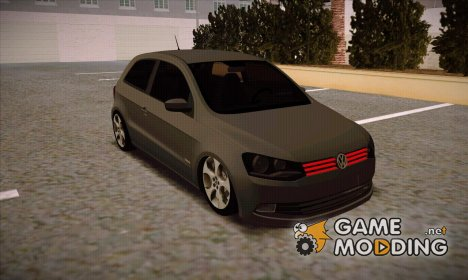 Volkswagen Gol Trend for GTA San Andreas