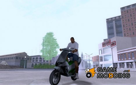 Gilera Runner Textur for GTA San Andreas