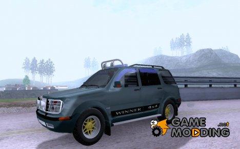JEEP 2006 Taizer для GTA San Andreas