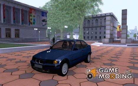 BMW e36 Compact for GTA San Andreas