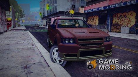 GTA 4 Contender для GTA 3