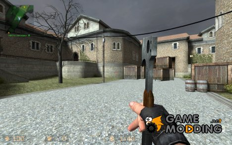 Futon's Hatchet для Counter-Strike Source