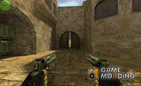 Dual Deagle for Counter-Strike 1.6