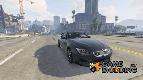 2013 BMW M6 F13 Coupe 1.1 для GTA 5