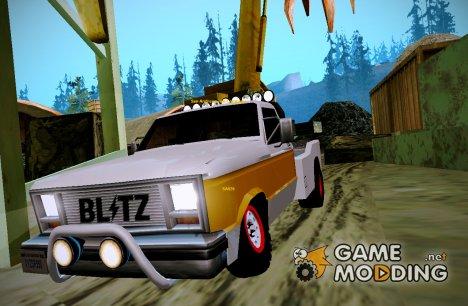 Towtruck sHD для GTA San Andreas
