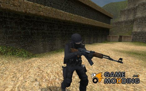 L.A.P.D. S.W.A.T. для Counter-Strike Source
