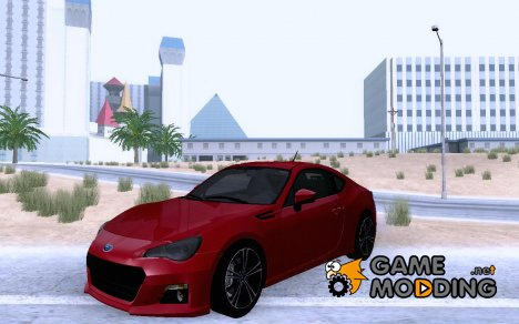 2013 Subaru BRZ Tunable for GTA San Andreas