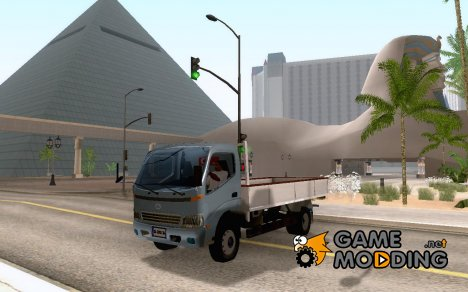 Toyota Toyoace для GTA San Andreas