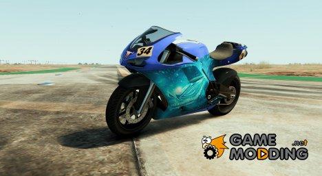 Itansha Bati 801r Hatsune Miku for GTA 5