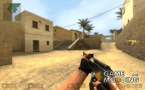 Ak47 New Orgins for Counter-Strike Source