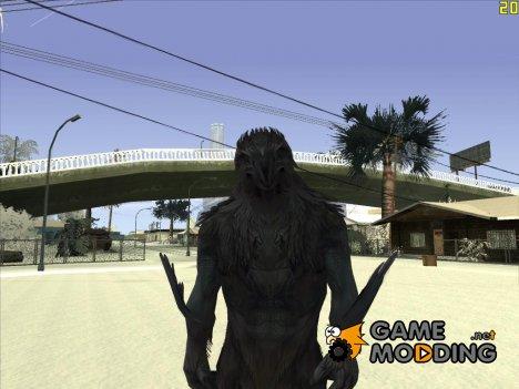 Raven skin для GTA San Andreas