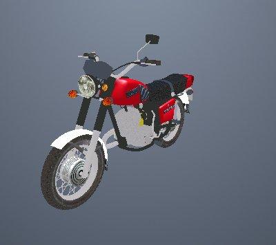 Пак русских мотоциклов for GTA San Andreas