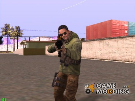 Counter Strike Online 2 Leet for GTA San Andreas