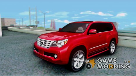 Lexus GX460 for GTA San Andreas