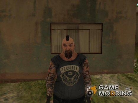 Скин из GTA 4 v51 для GTA San Andreas