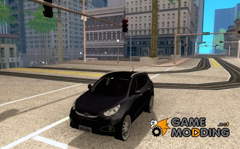 Hyundai iX35 Edit RC3D для GTA San Andreas
