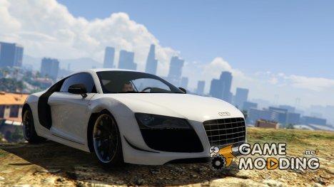 2011 Audi R8 GT for GTA 5