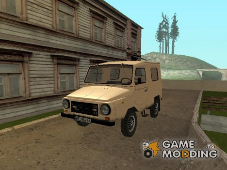 ЛуАЗ-969М v3 для GTA San Andreas