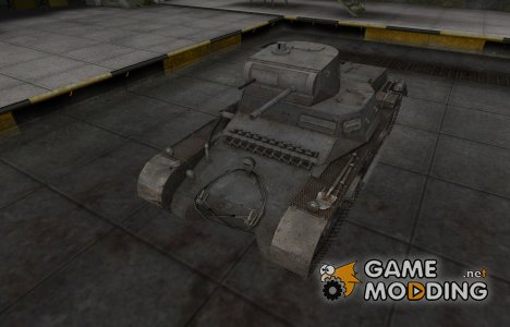 Немецкий танк PzKpfw 38H 735 (f) для World of Tanks