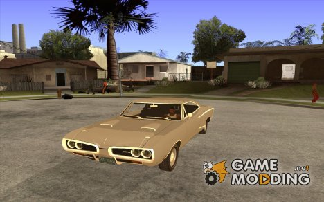 Dodge Coronet Super Bee 70 для GTA San Andreas