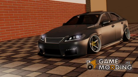 2009 Lexus IS-F Hachiraito для GTA San Andreas