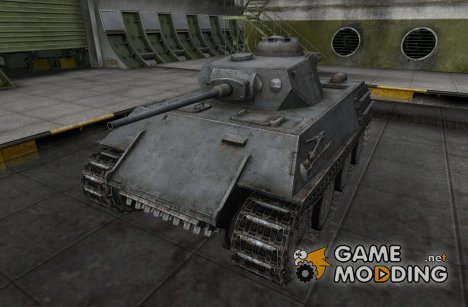 Ремоделинг для VK 2801 for World of Tanks