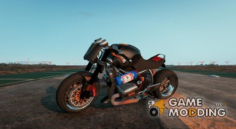 BMW R 1100R Naked Custom 1.0 для GTA 5
