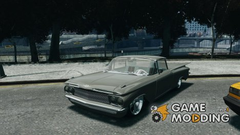 Chevrolet El Camino Custom 1959 for GTA 4