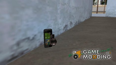 HTC 7 Mozart for GTA Vice City