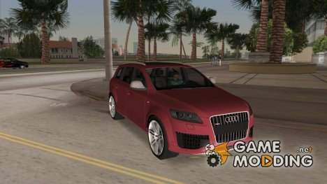 Audi Q7 V12 for GTA Vice City