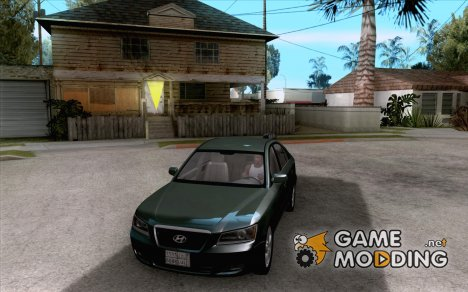 Hyundai Sonata 2008 hd for GTA San Andreas
