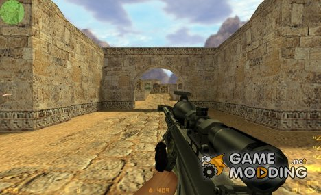 Barret M82A1 for Counter-Strike 1.6