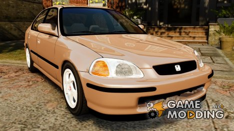 Honda Civic VTI для GTA 4