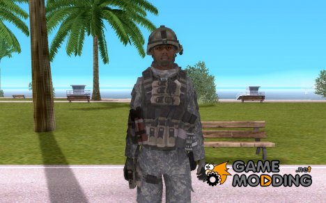 RANGER Soldier v1 for GTA San Andreas