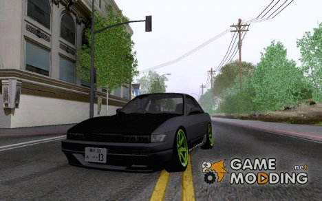 Nissan Silvia S13 JDM for GTA San Andreas