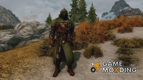 Loners Armor for TES V Skyrim