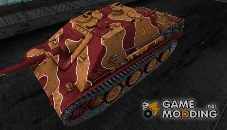 JagdPanther 19 для World of Tanks