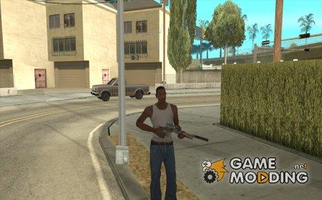 M14 EBR for GTA San Andreas