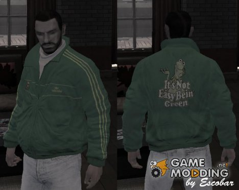 ADICOLOR JACKET for GTA 4