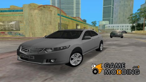 Honda Accord 2010 for GTA Vice City