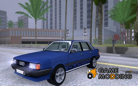 Audi 80 B2 for GTA San Andreas