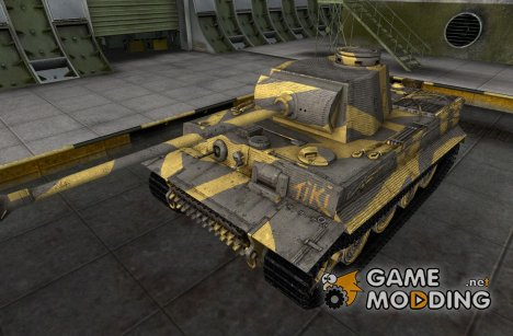 PzKpfw VI Tiger 12 for World of Tanks