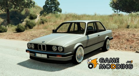 BMW 1983 E30 M-Tech 1 BETA для GTA 5