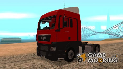 MAN TGX for GTA San Andreas