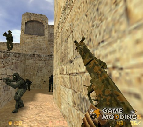 PP Bizon for Counter-Strike 1.6