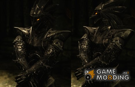 Knight Of Thorns Armor And Spear of Thorns для TES V Skyrim