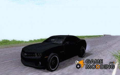 Chevrolet Camaro ZL1 2013 County Sheriff for GTA San Andreas