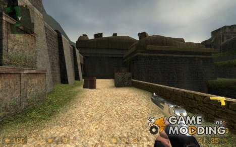 Deagle для Counter-Strike Source