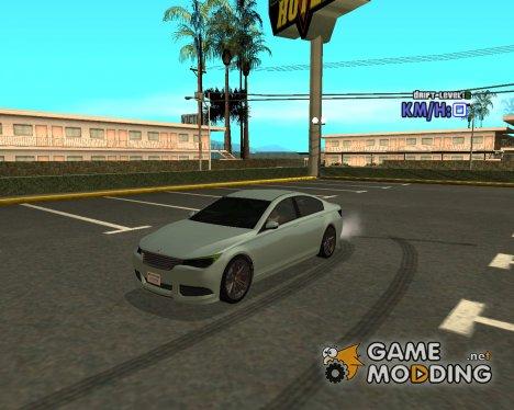 Übermacht Oracle II для GTA San Andreas